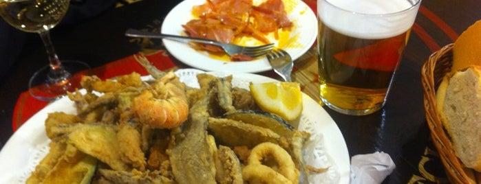 Cazorla is one of 🇪🇸De Cervezas por Madrid.