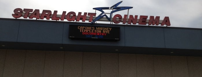 Starlight Cinema is one of Posti che sono piaciuti a Josh.