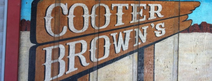 Cooter Brown's Tavern & Oyster Bar is one of BB / Bucket List.