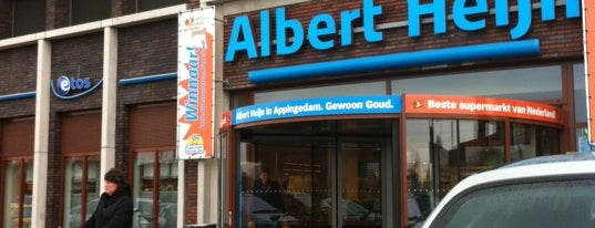 Albert Heijn is one of Albert Heijn (Groningen).