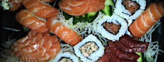 NaBarca Sushi is one of PG.