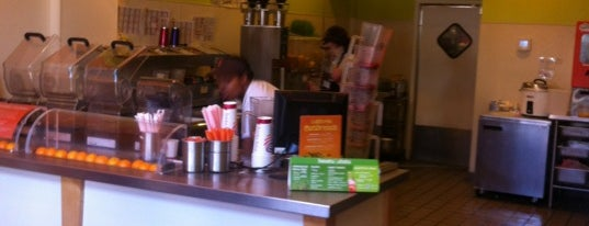 Jamba Juice is one of Best Food Ever.