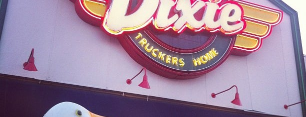 Dixie Truck Stop - Route 66 is one of U.S. & A.
