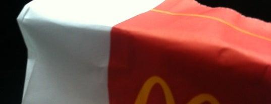 McDonald's is one of Michael 님이 좋아한 장소.