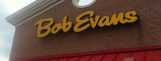 Bob Evans is one of Orte, die Spanish Rob gefallen.