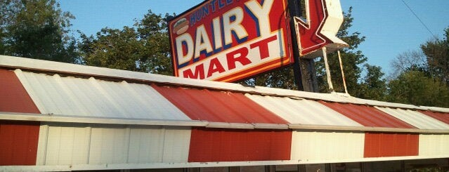 Dairy Mart is one of New CHI.