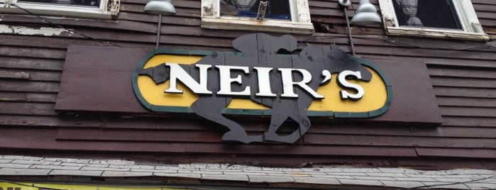 Neir's Tavern is one of NY Region Old-Timey Bars, Cafes, and Restaurants.