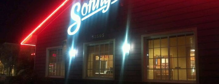 Sonny's BBQ is one of Need to check this out!.