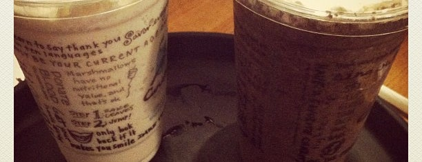 Caribou Coffee is one of Dubai Food 3.