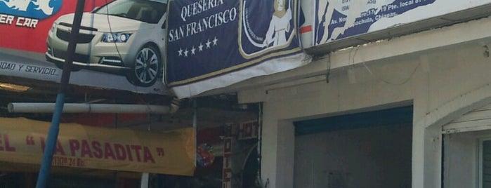 Quesería San Francisco is one of Lugares favoritos de Adán.