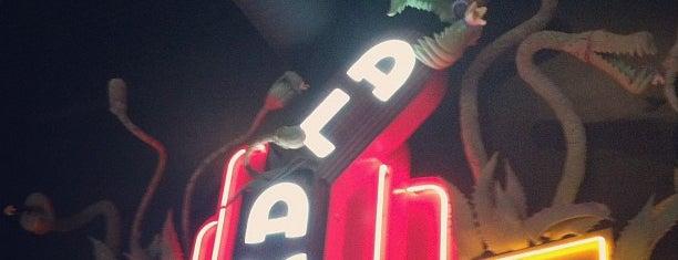 Alamo Drafthouse Cinema – Slaughter Lane is one of Austin Entertainment.