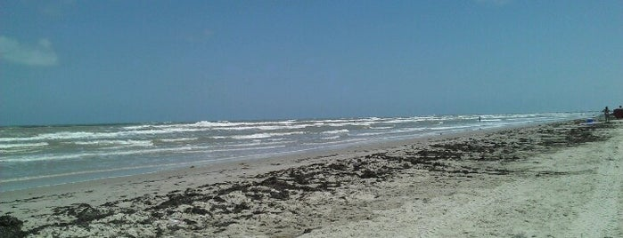 Padre Island is one of Favorites.