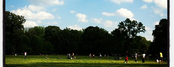 Overton Park is one of The Best People Watching in Memphis.