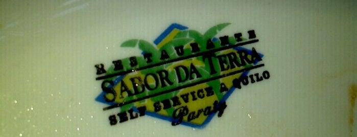 Restaurante Sabor da Terra is one of Comida & Diversão RJ.