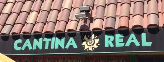 Cantina Real is one of Tempat yang Disukai Lindsey.