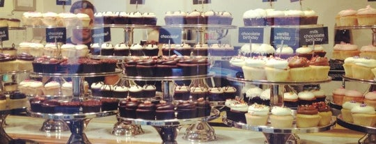 Georgetown Cupcake is one of A Not So Tourist Guide to DC.