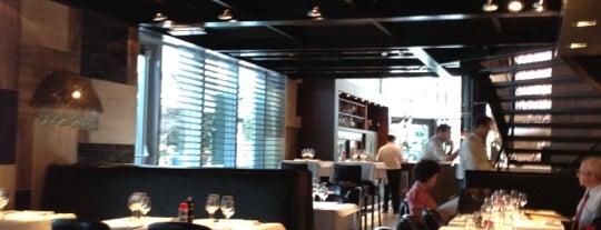 Park Side Brasserie is one of Tempat yang Disimpan Geoffroy.