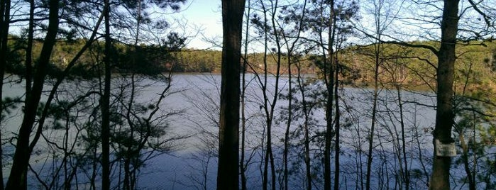 Lake Johnson is one of Must-Visit Hiking/Running Trails.