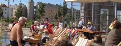 Cargo Zomerbar is one of Antwerpen.