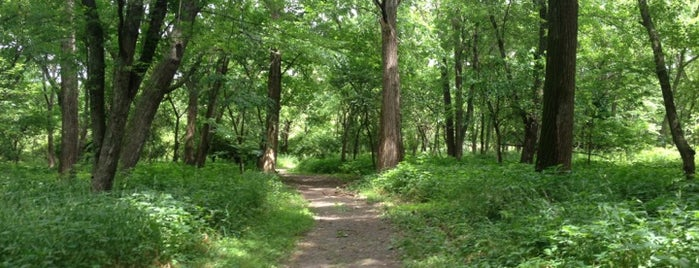 Walnut Woods State Park is one of IA STATE PARKS.