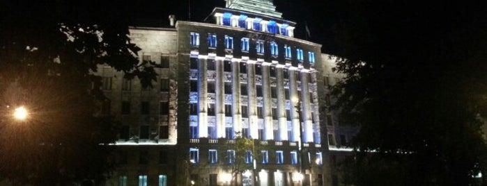 Glavna pošta | Pošta 1 is one of Tijana'nın Beğendiği Mekanlar.