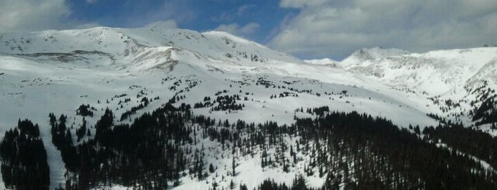 Loveland Ski Area is one of Tappin the Rockies...