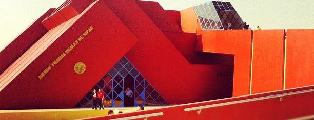 Museo Tumbas Reales de Sipán is one of Sitios Internacionales.
