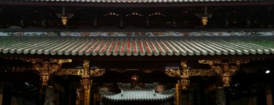 Thian Hock Keng (Temple) is one of Singapore/シンガポール.