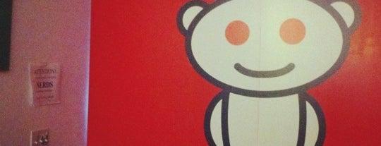 Reddit HQ is one of Startups World.