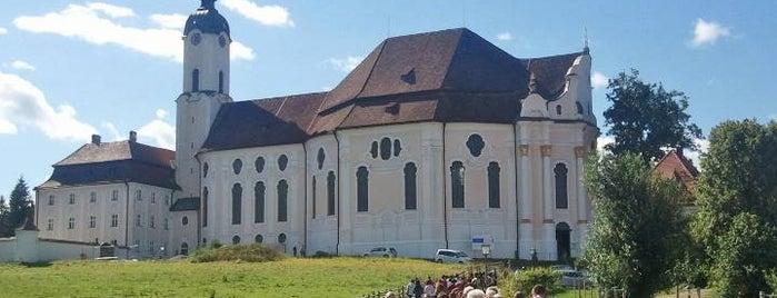 Wieskirche is one of Deutschland | Sehenswürdigkeiten & mehr.