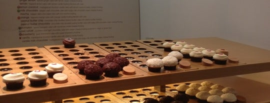 Sprinkles Cupcakes is one of La list.
