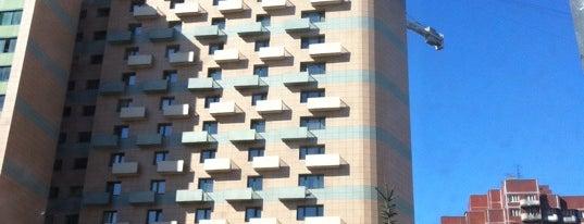 Общежитие Горного университета  №3-1 is one of Tempat yang Disukai IRA.