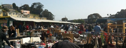 Alemany Farmers Market is one of 101 places to see in San Francisco before you die.