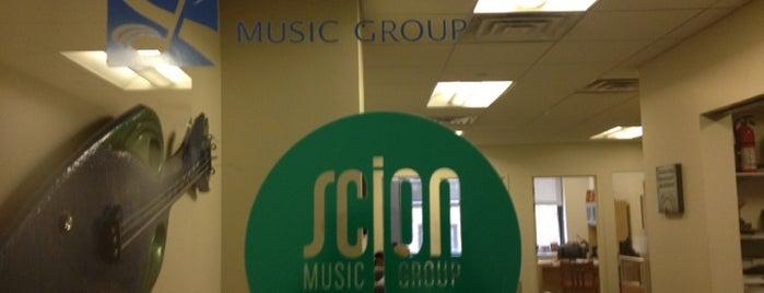 Memory Lane Music Group is one of Tempat yang Disimpan Christi.