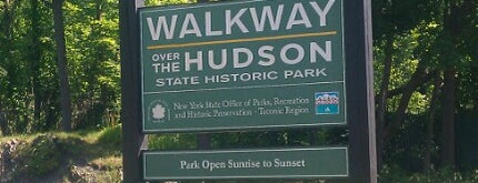 Walkway Over the Hudson State Historic Park is one of All Along The Hudson.