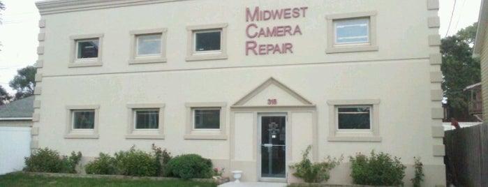 Midwest Camera Repair is one of Grace'nin Beğendiği Mekanlar.