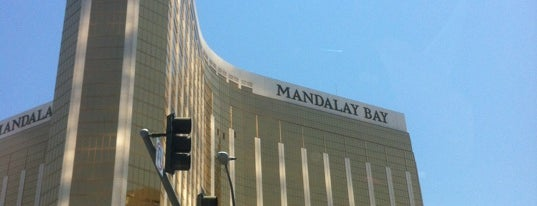 Mandalay Bay Resort and Casino is one of 101 places to see in Las Vegas before your die.