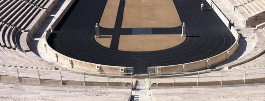 Panathenaic Stadium is one of Lugares.