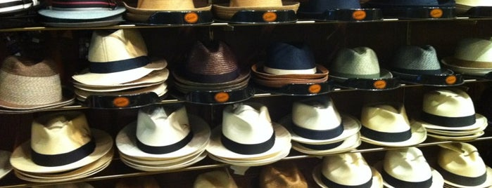 J.J. Hat Center is one of Gallivant NYC.