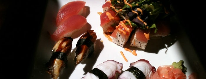 Geisha Sushi Bistro is one of Good Spots NOLA.