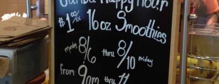 Jamba Juice is one of Soho & Nearby Spots.