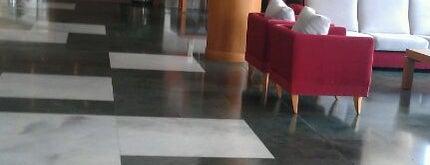 Hotel Tryp Indalo Almeria is one of Posti che sono piaciuti a Emilio.
