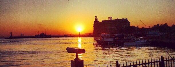 Rıhtım Meydanı is one of Istanbul Tourist Attractions by GB.