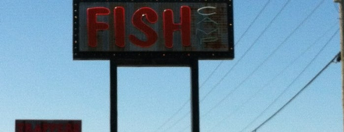 Trapper's Fishcamp & Grill is one of Places to Eat in OKC.