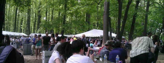 Washington's Crossing Brewfest 2013 is one of Favorites.