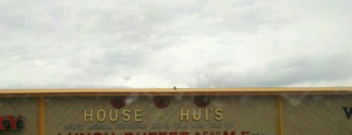 House of Hui's is one of By work.