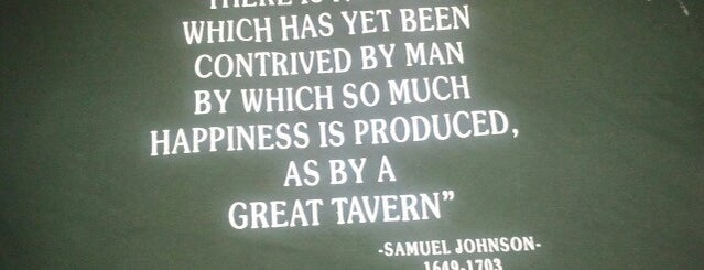 Landmark Tavern is one of สถานที่ที่ Trevis ถูกใจ.