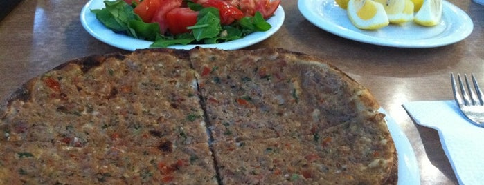 Dede Pide is one of Yemek.