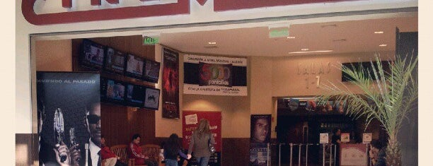 Cinemark is one of Lugares favoritos de Evander.