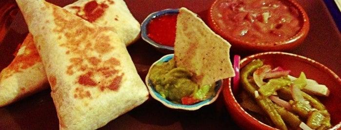 Las Adelitas is one of Food.